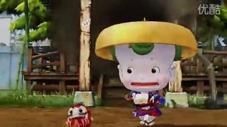 3D动画《豆腐小僧》预告 京极夏彦的妖怪物语