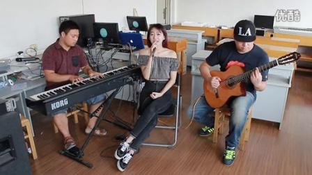 吉他弹唱 爱似水仙(郝浩涵、孙小猴、宗明振)