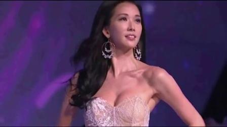 林志玲穿超短裙热舞 性感踢腿娇羞似少女 151010