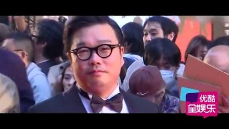 东京影展开幕 最大的噱头是苍井空走了红毯 151023