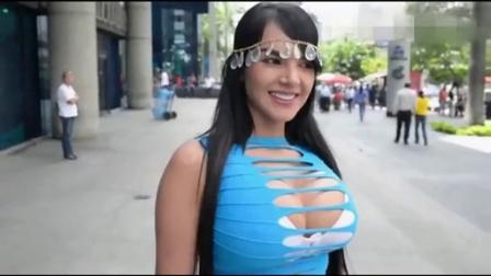 女模7年整形20次 變巨胸蜂腰卡通身材 151106