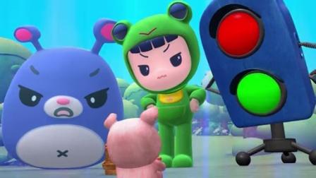 乐比悠悠系列之动物自然 15 小猪的鼻子 小猪的鼻子