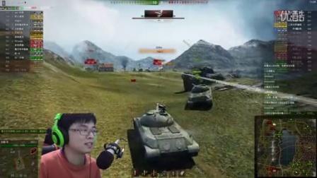 《折騰5號的坦克世界逗神實況》我竟然輸給了一個植物人!