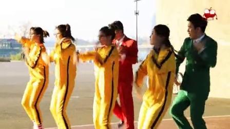 韩版小苹果《Little Apple》MV Making T-ara(feat.筷子兄弟)