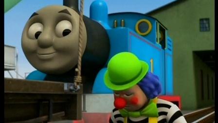 托马斯之有趣的火车头 下 飞向太空