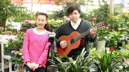 吉他弹唱 暖暖(郝浩涵和郝文鑫)