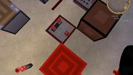 庄主的第二次制作红石专用材质包