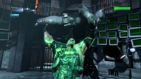纯黑《蝙蝠侠:阿甘起源》视频攻略解说 第六期(完) 中英字幕