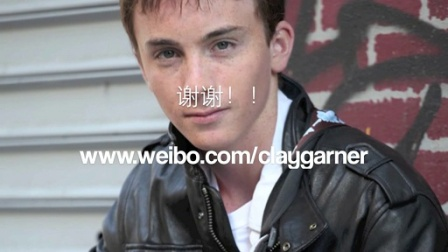 十七岁的外国男生唱他的中文歌(高山)  - 梦