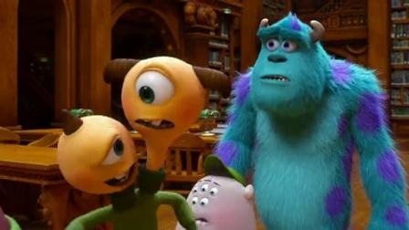 《怪兽大学》超清正式版预告3 Monsters University-HDtrailer3