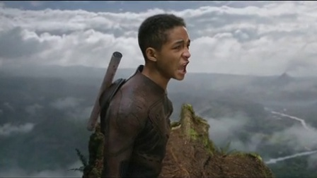 重返地球 After Earth 2013(片段)