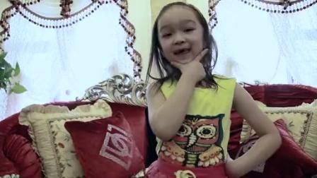 [牛人拍客]小萝莉拜尔娜为妈妈准备的生日惊喜《Yo Barna》 处女蛋糕秀!!