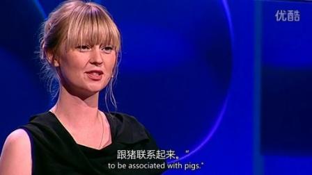 TED演讲集:莫名关系 克莉丝汀·梅因德斯玛:世界如何因猪而转