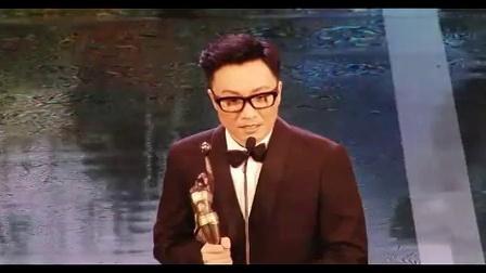 郑中基凭<低俗喜剧>获最佳男配奖