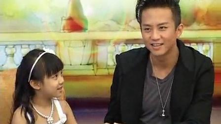 """邓超闭口不谈生活中的""""爸爸"""" 110825"""