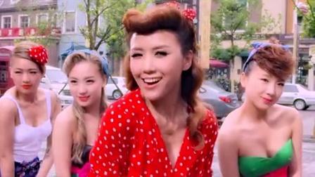 优酷音乐新歌首播 王蓉《好乐Day》舞蹈版MV