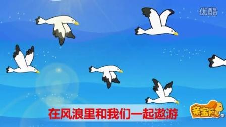 亲宝儿歌2014-海鸥