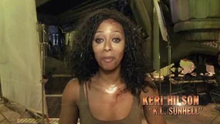 《星际传奇3》人物特辑之凯莉·希尔森