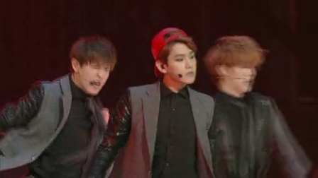 2013MAMA EXO《Growl》《Wolf》
