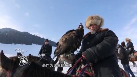 昭苏的冬季牧歌