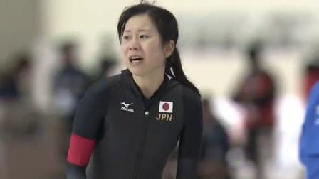 速度滑冰 女子5000米决赛 韩梅摘银韩国名将夺冠