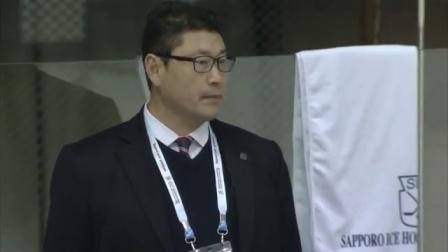 男子冰球-哈萨克斯坦4:0韩国