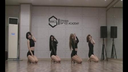 最新韩国女团BlackQueen-24hours 编舞视频