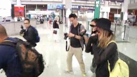 优酷娱乐播报 2013 10月 《变形金刚4》抵港取景 女主角素颜避镜头 131016 变形金刚4抵港取景
