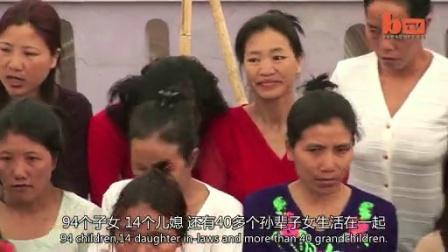 世界上最大家族之一 中文版