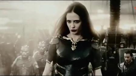 《300勇士:帝国崛起》 爱娃格林对阵冰火