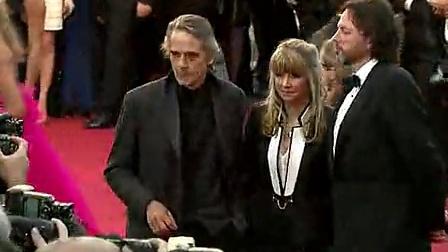 第65届戛纳国际电影节 《温柔的戮》首映黛安克鲁格、C罗女友群星亮相