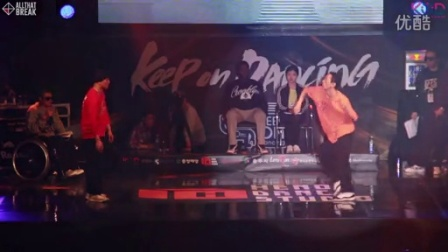 沥牢枚 v DROP Hiphop SF 2 KOD 2014 Korea 1 on 1 Chungju