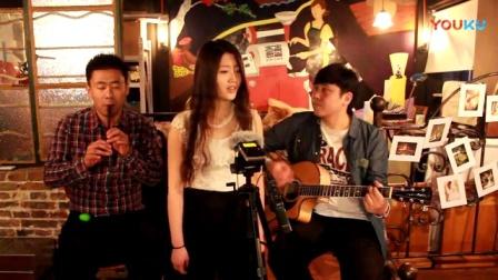 吉他弹唱 蓝莲花(王炳星、雲舒、郝浩涵)