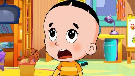 新大头儿子和小头爸爸 第二季之美食专辑 02 青椒大战 青椒大战