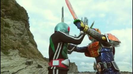 假面骑士平成vs昭和 (剪辑)