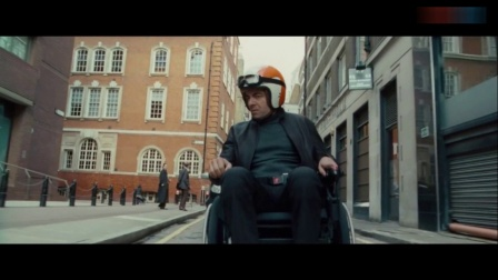 憨豆特工2憨豆先生开轮椅