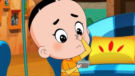 新大头儿子和小头爸爸 第二季之美食专辑 09 征服鱼刺 征服鱼刺