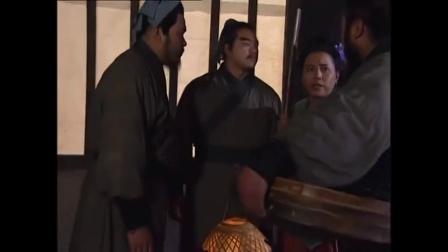 水浒传 顾大嫂送饭放人 里应外合获全胜