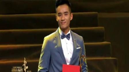 《第12届华语青年影像论坛盛典》年度新锐男演员-陈泽耀《分贝人生》