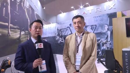乔山品牌总监贺鹏采访:乔山是家全球化布局的公司