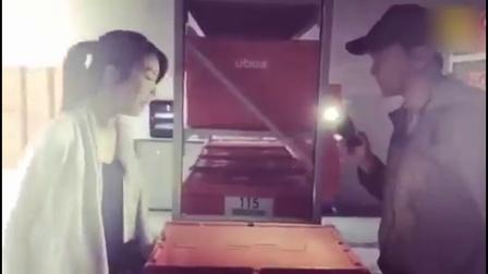 《蚀日风暴》薛凯琪张智霖首次搭档 揭秘幕后逗趣花絮
