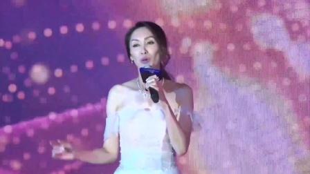土豆娱乐快报 2018 4月 欧阳震华郭可盈再同台 助阵环球国际小姐
