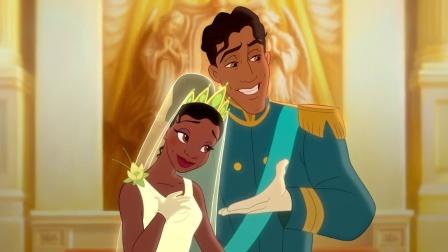 公主与青蛙 粤语版 蒂安娜真爱告白 与青蛙王子定终身