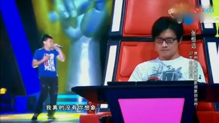《中国好声音》当第二位导师转过来时, 后台的华少可热闹了