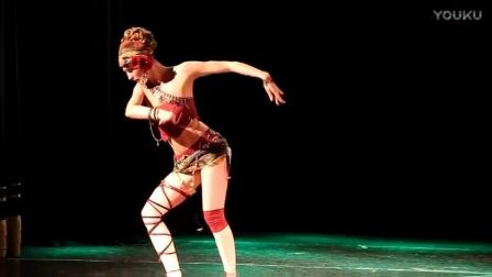 女神之舞丨原始部落超美舞娘 异域风情惊为天人