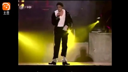 迈克尔杰克逊演唱会现场, 这8分钟轰动全世界