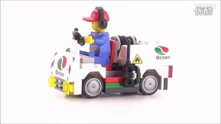 乐高_货运中转站_Lego_City_60022_Cargo_Terminal