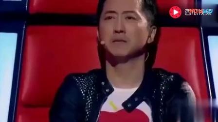 《中国好声音》唯一的一个, 能把导师唱哭的学员, 她太牛了!