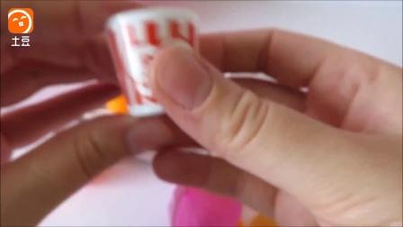 玩具冰淇淋车学习颜色的食物的名字棒棒糖糖果巧克力草莓冰淇淋