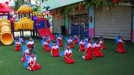 灌南县去幼儿园《三只猴子》舞蹈视频